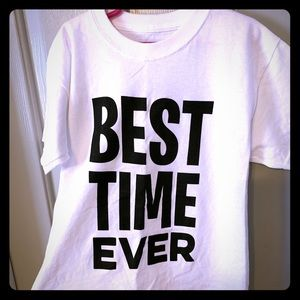 Girls Best Time Ever Shirt